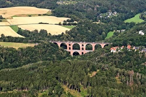 Elstertalbrücke Vogtland