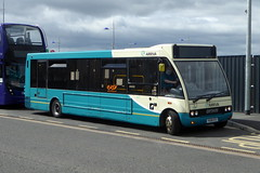 Ashington, Northumberland - Buses and coaches