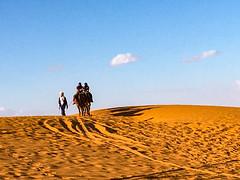 Morzega- Sahara desert, Morocco, 摩洺哥