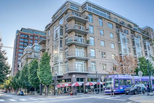 Downtown Portland, summer 2020