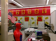 My spidey senses tell me this Jonesboro Kmart is about to close (duh)!!