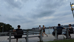 Walking on the Waterfront