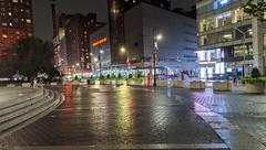 Wet Union Square