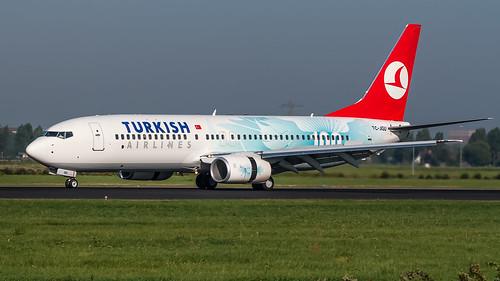 Turkish Airlines TC-JGU plb20-5675