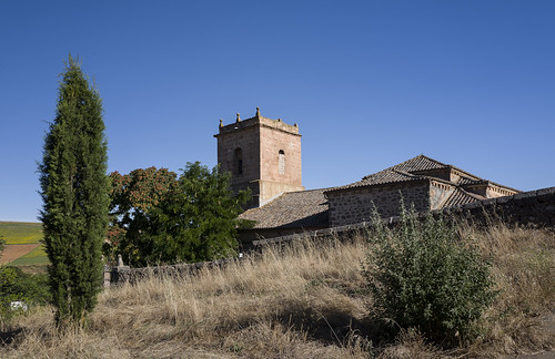 Jirueque, iglesia de San Bartolomé.