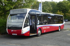 Jedburgh, Scotland - Buses and coaches
