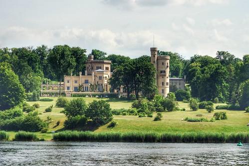 Schloss Babelsberg III