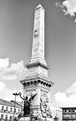 Monumento aos Restauradores (1886) -  António Tomás da Fonseca (Project)