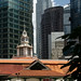 2015 03 13 - Singapore Downtown contrasts