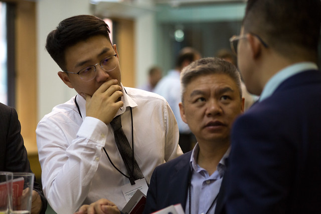 APPG Blockchain 2018 Summer Reception (16 July)