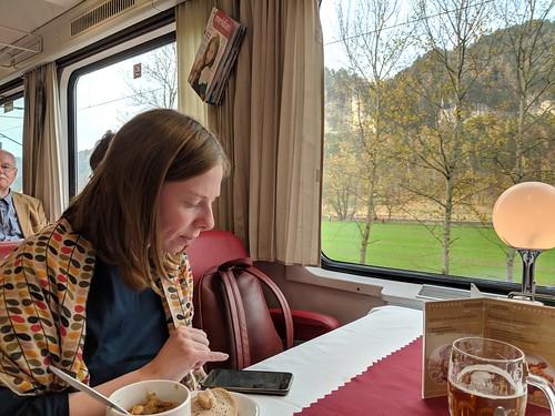 Train to Prague