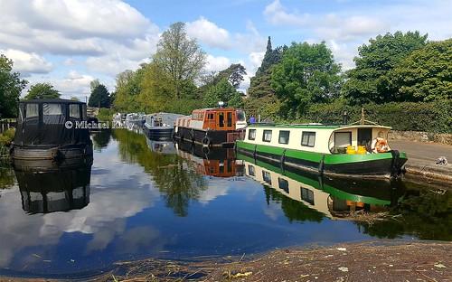 The Royal Canal,  Dublin