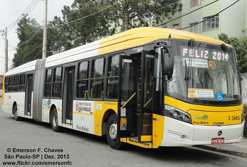 Viação Itaim Paulista - 3 3465
