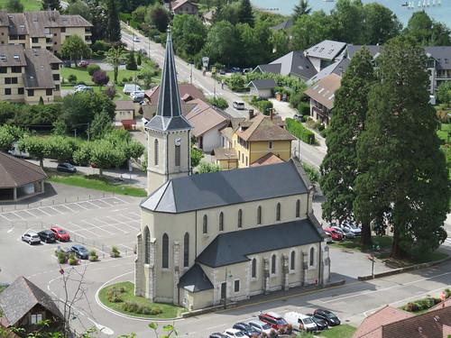 Duingt (74410) - 2019.08.13 - Église Saint Germain - AnthonyLevrot