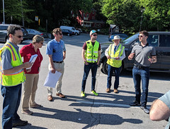 Army Corps, Howard County Discuss Flood Risk Management Options in Ellicott City