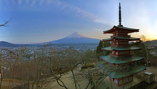 Views on Mount Fuji 04