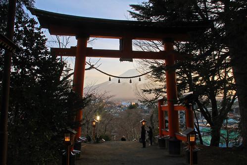 Views on Mount Fuji 02
