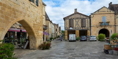 Beaumont du Perigord, Dordogne, France