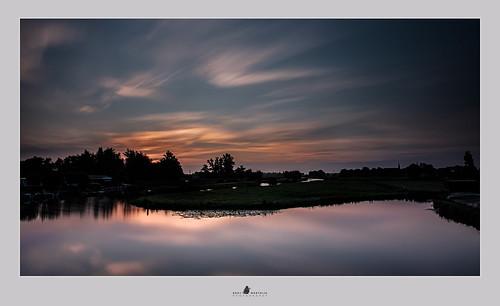 Sunrise in Graft (NL)