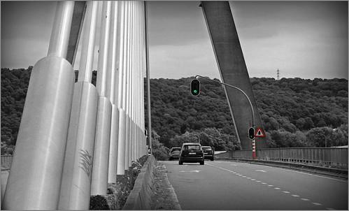 Pont de Wandre, Liège, Belgique