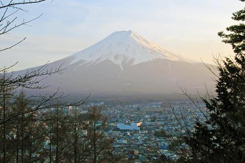 Views on Mount Fuji 01