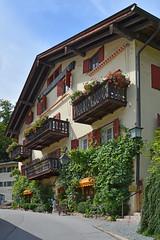 Berchtesgaden - Altstadt (025) - Versteckte Läden