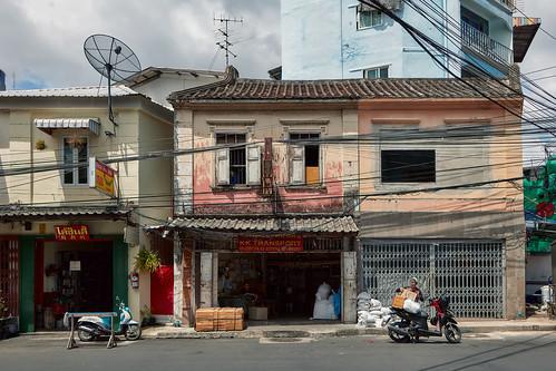 Bangkok – Streets of China Town