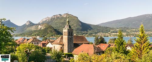 Eglise Saint Maurice-Panorama