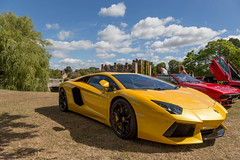 2020 Cars at Hever Castle