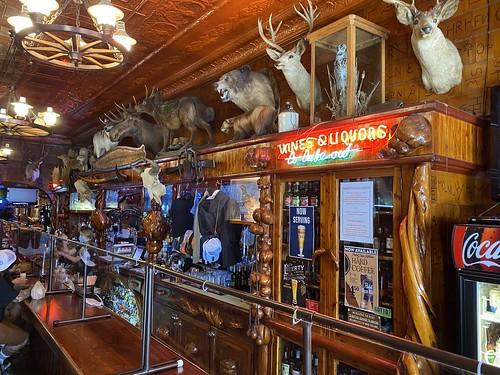 Mint Bar, Sheridan, Wyoming