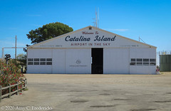 Avalon CA - Catalina - Airport in the Sky