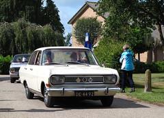 1966 Opel Rekord 1900 L
