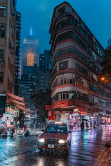Wan Chai Night