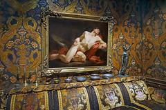 Le salon de Rudolf Noureev (Centre National du Costume de Scène, Moulins)