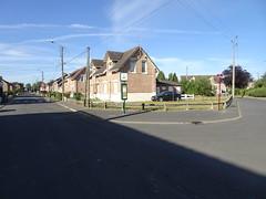 Auchy-les-Mines - Cités de la fosse n° 8 - 8 bis des mines de Béthune
