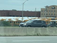 Logan Bus Co. Yard
