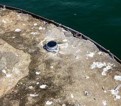 Lorain Harbor solar lantern