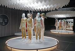 Costumes de M. Grazia Chiuri pour le ballet Utopia (Centre National du Costume de Scène, Moulins)