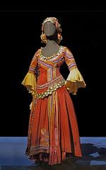 Costume de Gitane (Centre National du Costume de Scène, Moulins)