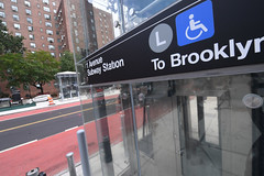 MTA Announces Completion of Elevators at 1 Av on the L