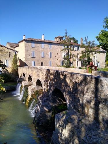 Ponturat , chemin de St Jacques de Compostelle