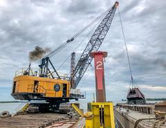 Sandusky Harbor dredging