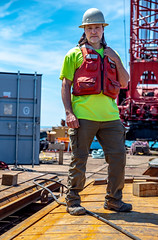 Dave Bala, USACE Buffalo District civil engineer