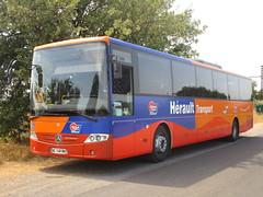 Vias (34450) - 2017.08.23 - Hérault Transport - CarPostal Interurbain - Mercedes-Benz Intouro - AC-148-BW - AnthonyLevrot