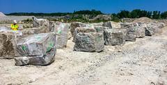 Lorain Harbor quarry inspection