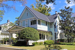 Craftsman Style House, Hyde Park, Tampa