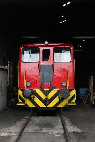 Museumsbahn Losheim