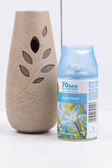 Johnson Air Freshener with automatic sprayer