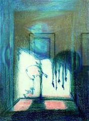 Rui's Window (1969) - Marcelino Vespeira (1925-2002)