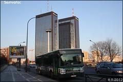 Irisbus Citélis Line – RATP (Régie Autonome des Transports Parisiens) / STIF (Syndicat des Transports d'Île-de-France) n°3169